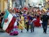Desfile informal y ofrenda1