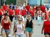 Desfile informal y ofrenda91