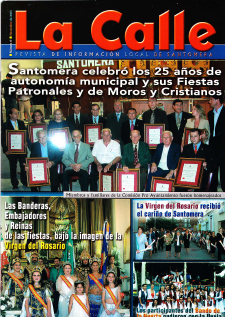 Revista La Calle Nº 17, Noviembre 2003