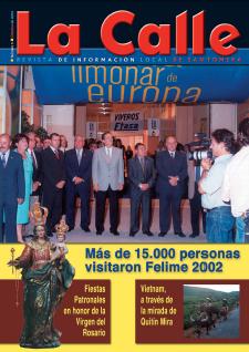 Revista la Calle Nº 5, Octubre 2002