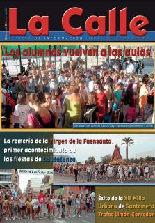Revista la Calle Nº 16, Octubre 2003