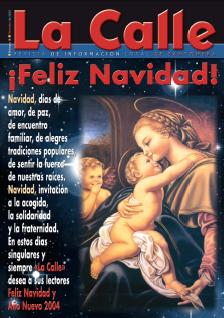 Revista La Calle Nº 18, Diciembre 2003