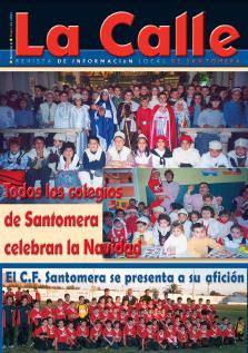Revista la Calle Nº 8, Enero 2003