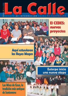 Revista la Calle Nº 9, Febrero 2003