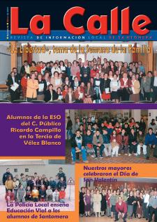 Revista la Calle Nº 10, Marzo 2003