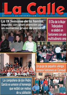 Revista la Calle Nº 11, Abril 2003