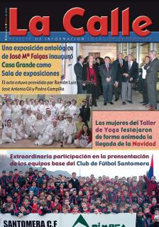Revista La Calle Nº 19, Enero 2004