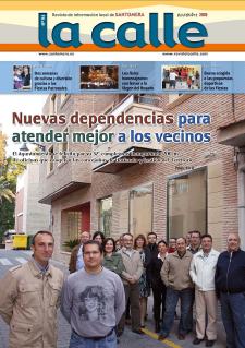 Revista La Calle Nº 94, Noviembre 2010