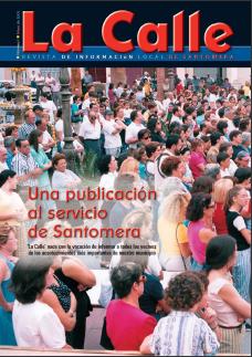 Revista la Calle Nº 1, mayo 2002