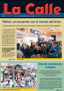 Revista la Calle Nº4, Septiembre 2002